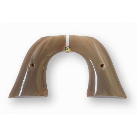 Revolver Ruger Grips - corno di bufalo bianco